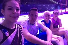 Andrej s puncami Teja Tjaša Ivi