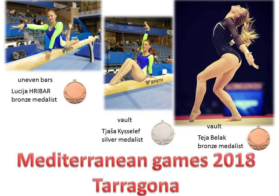 2018 TARRAGONA – Sredozemske igre